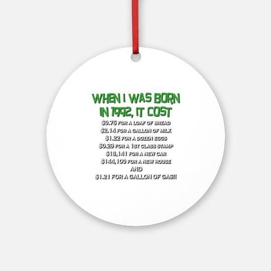 Price Check 1988 Ornament (Round)