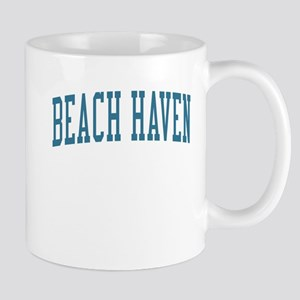 Beach Haven New Jersey NJ Blue Mug