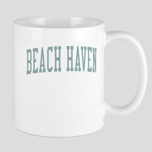 Beach Haven New Jersey NJ Green Mug