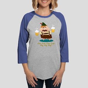 Zicke-Zacke Oktoberfest Leo Long Sleeve T-Shirt