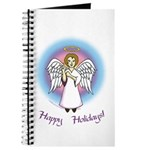 Holiday Angel Journal