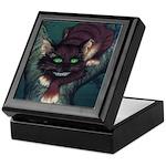 Cheshire Cat Keepsake Box