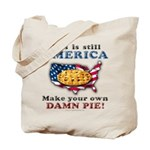 American Pie anti-socialist Tote Bag
