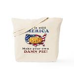 American Pie anti-socialist Tote Bag