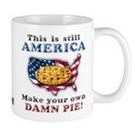 American Pie anti-socialist Mug