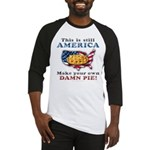 American Pie anti-socialist Baseball Jersey