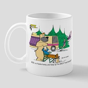 Beer Bear Mug