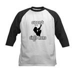 Single moms Kids Baseball Jersey