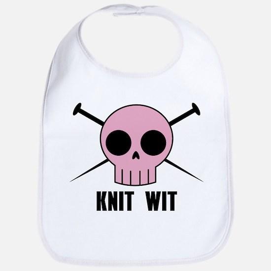 Knit Wit Bib