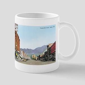 Ogden Utah UT Mug