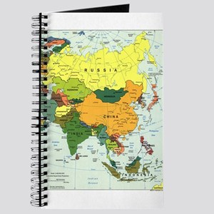 Asia Map Journal