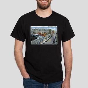 Salt Lake City Utah UT Dark T-Shirt