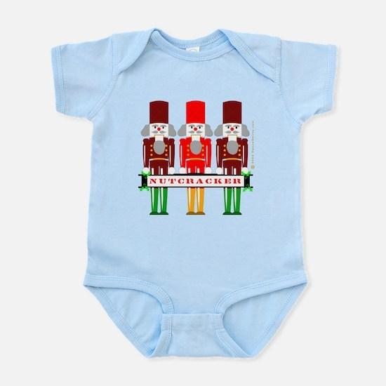 Nutcracker Ballet Infant Bodysuit