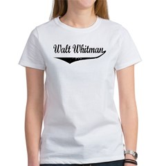Walt Whitman Women's T-Shirt