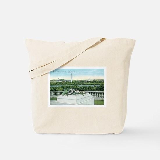 Arlington VA Tote Bag