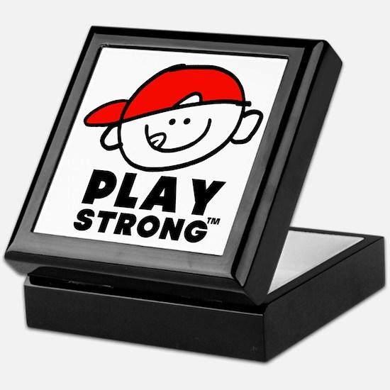 Kid Play Strong Keepsake Box