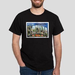 Portsmouth VA Dark T-Shirt