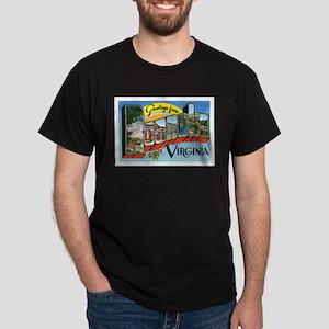 Roanoke VA Dark T-Shirt