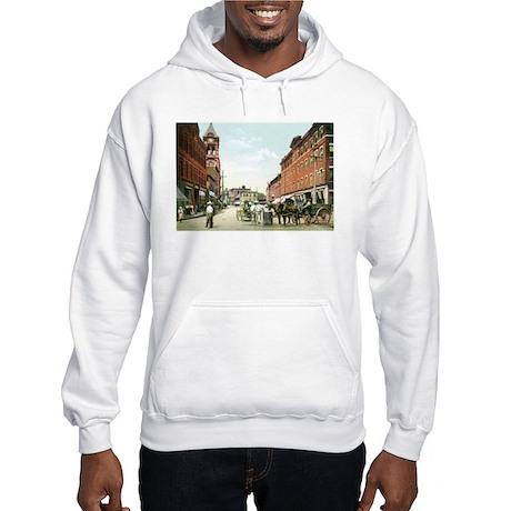 Bellows Falls VT Hooded Sweatshirt