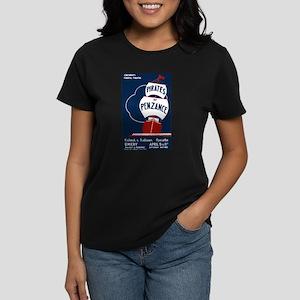 Pirates of Penzance Women's Dark T-Shirt