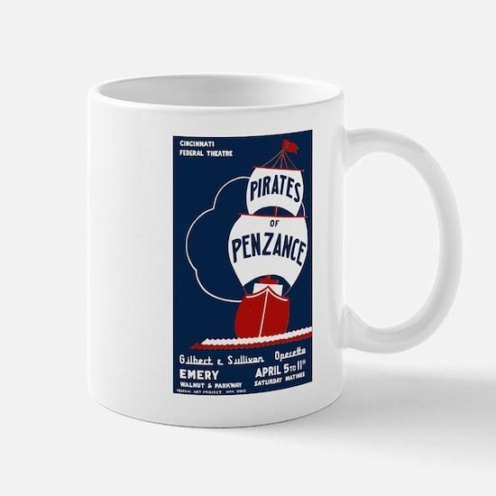Pirates of Penzance Mug