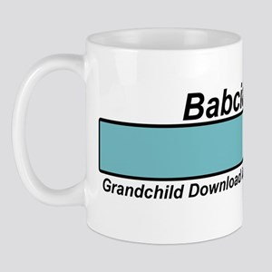 Download Babcia to Be Mug