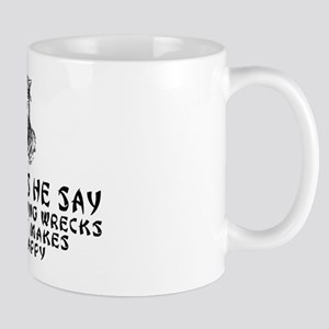 Rude saying Confucius Mug