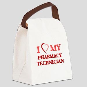 I love my Pharmacy Technician Canvas Lunch Bag