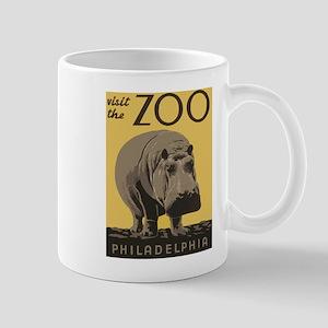 Zoo Hippo Mug