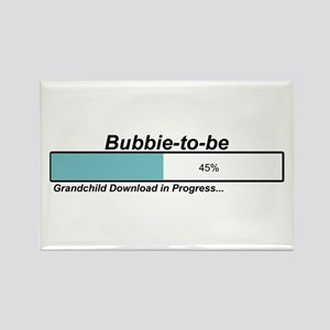 Download Bubbie to Be Rectangle Magnet