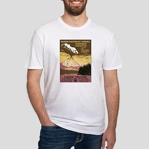 Lassen Park Fitted T-Shirt
