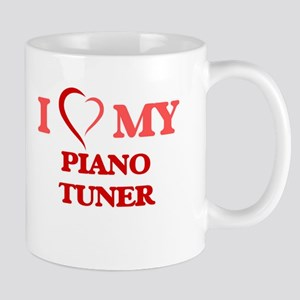 I love my Piano Tuner Mugs