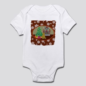 Classic Scottish Fold Infant Bodysuit