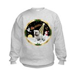 Night Flight/EBD #1 Kids Sweatshirt