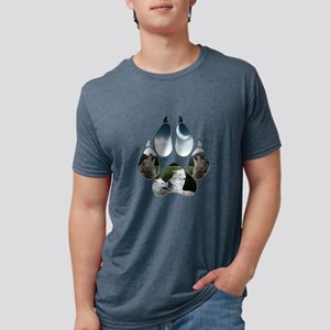 Wolf Prin T-Shirt