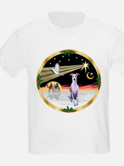 Wisemen/Whippet #8 T-Shirt