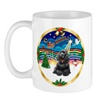 XmasMusic r (blk) #13/Cocker Mug