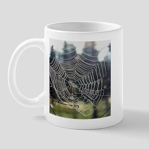 Spider Web YNP Mug