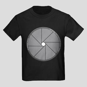 Million Dollar Lens Kids Dark T-Shirt
