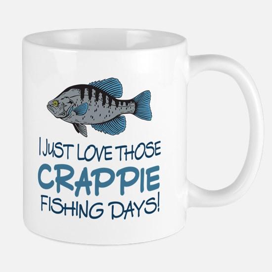 Crappie Fishing Day! Mug