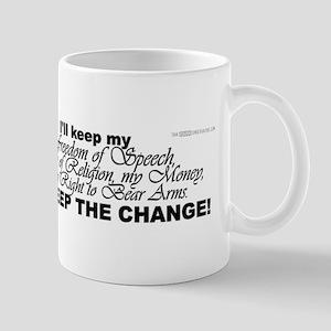 Keep the Change! Mug