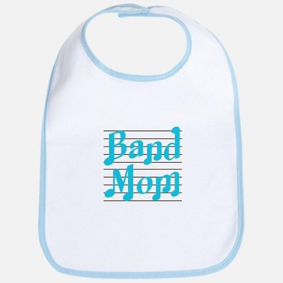 Musical Band Mom Bib
