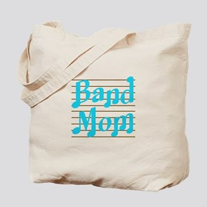 Musical Band Mom Tote Bag
