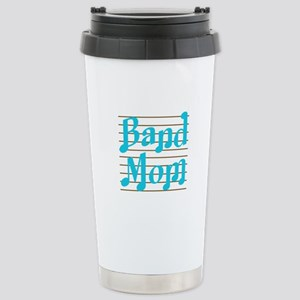 Musical Band Mom Stainless Steel Travel Mug