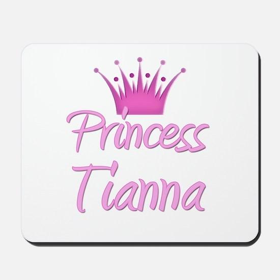 Princess Tianna Mousepad