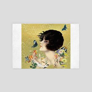 Clive Reverie, Spring Dream 4' x 6' Rug
