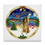XmasMusic 3/Tervuren Tile Coaster