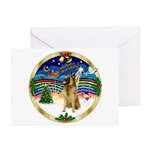 XmasMusic 3/Tervuren Greeting Cards (Pk of 10)