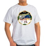 XmasSunrise/Chihuahua #1 Light T-Shirt