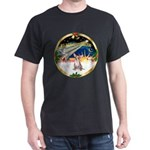 XmasSunrise/Chihuahua #1 Dark T-Shirt
